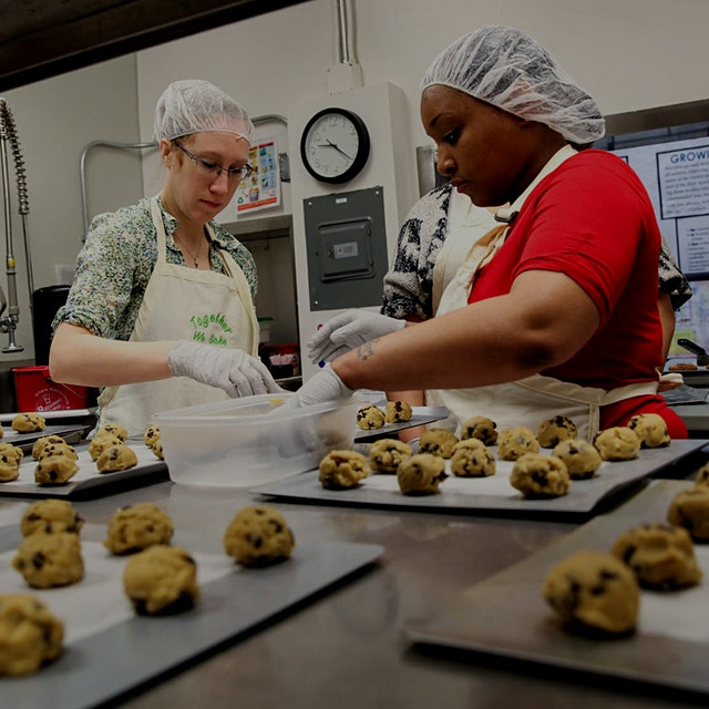 "Refreshing. ""Together We Bake in Alexandria, Va., supplies granola, cookies and kale chips to loc..."