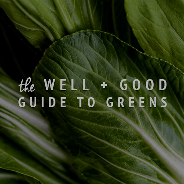 """From nutritional value to best ways to cook them, this guide covers kale, spinach, arugula, micr..."
