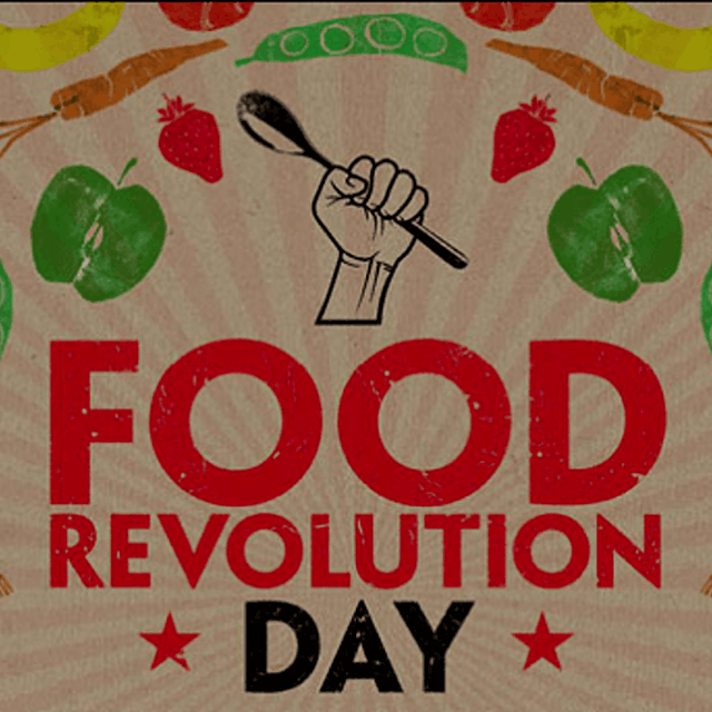 Today we're announcing an exciting initiative with Jamie Oliver Food Foundation for Food Revoluti...