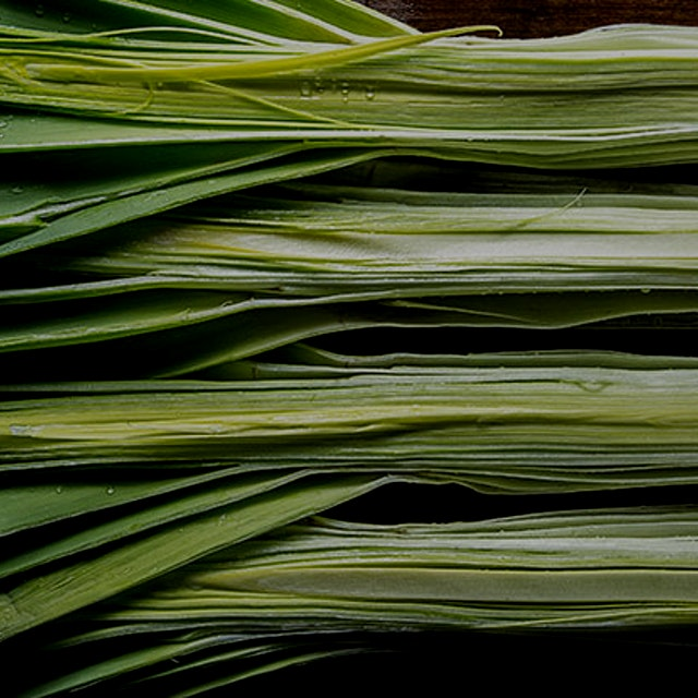 """If you're not familiar with leeks, their shape can seem daunting, and you'll probably notice tha..."