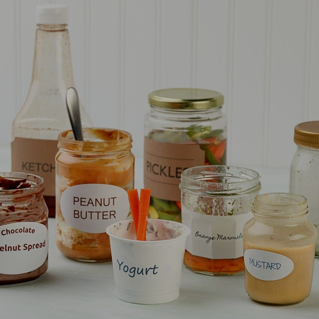 When all that's left of your favorite condiment is a few streaks in the jar, it'd be a shame to r...