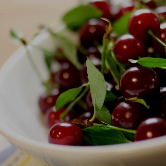 It's Cherry season! Did you know, depending on the conditions of the growth, about 7,000 cherries...