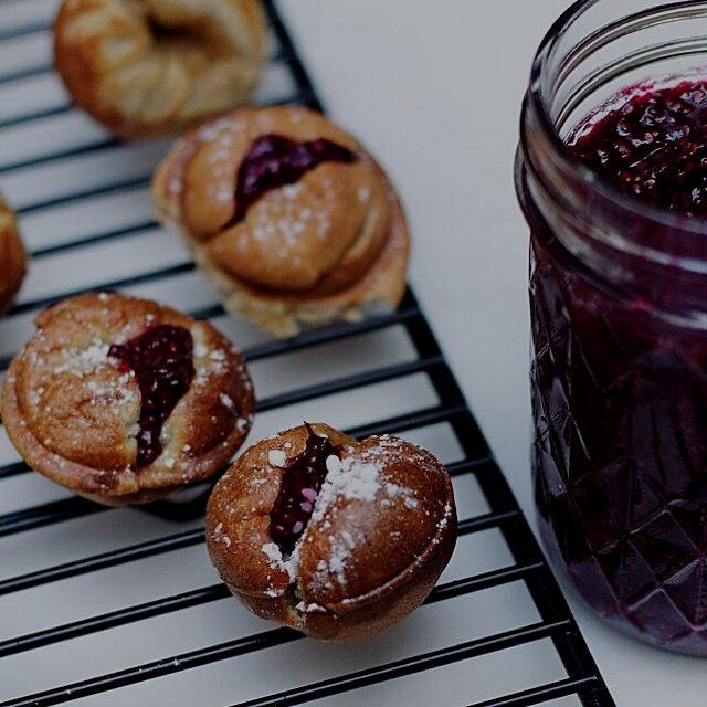 Gluten-free Grape donut holeson the blog- foodbymars.com