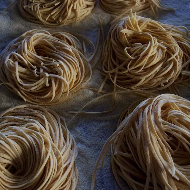 Help support Pastaio Via Corta, a fresh pasta shop located in Gloucester, MA. We use local & sust...
