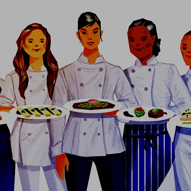 How Mexican women inflated the status of cooking from domestic work to celebrated art. #ladyboss