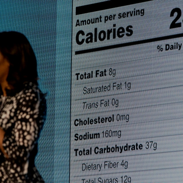 This article kind of boils my blood. It doesn't take into account that nutrition labels were pair...