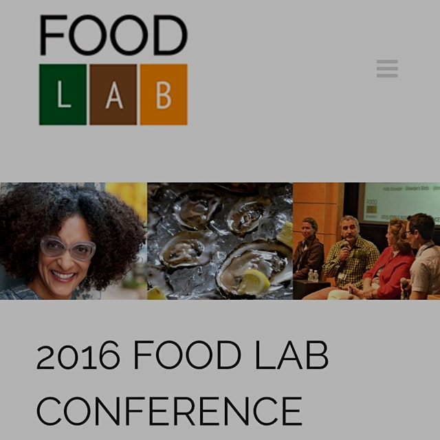 A day of panels on food, drink, food education and starting an edible business. Carla Hall is the...