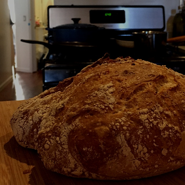 Nothing like coming home to a freshly baked loaf 👌🏼