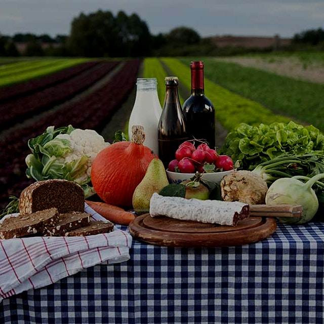 """New findings about the honesty of food restaurants claiming ""farm to table"" suggests the food is..."