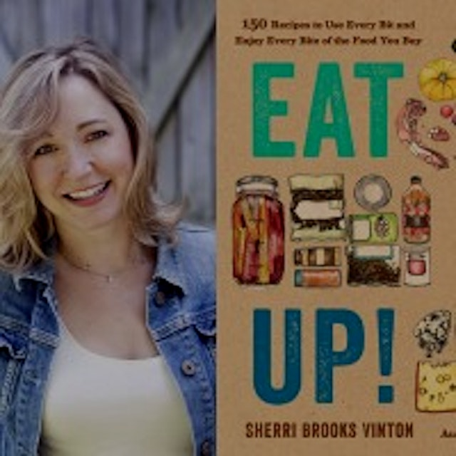 """We are so excited to share this excerpt from Sherri Brooks Vinton's new book, ""Eat it Up!"" Sherr..."