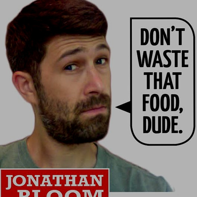 You can! Jonathan Bloom – a thought leader, journalist, and consultant on food waste – recently b...