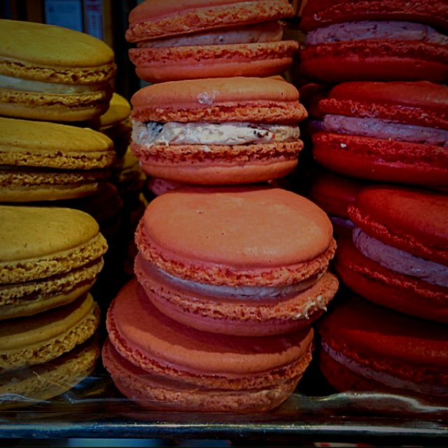I love French Macarons! Do you?