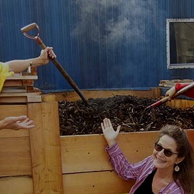 """""""Take your composting to the next level at this hands-on workshop! Learn to make and manage a """"th..."""