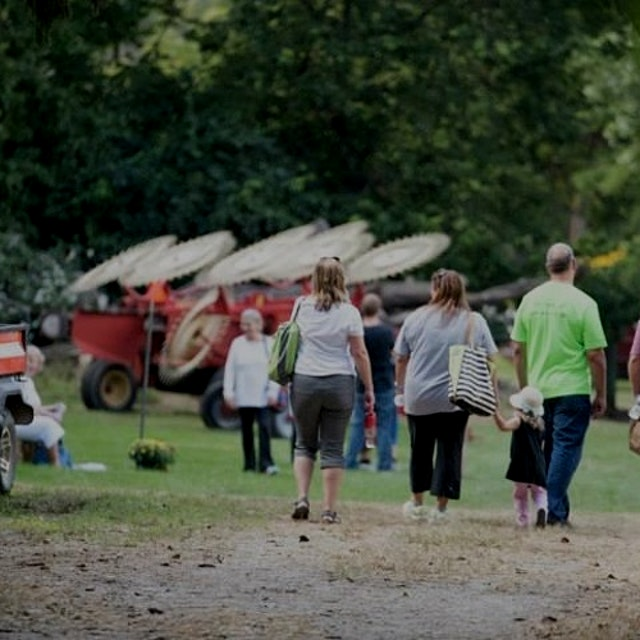 """""""Carriage House Farm will hosting the 7th Annual Farm Tour and Local Food Open House. The event t..."""