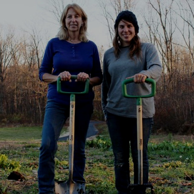 "So cool! #ladyboss #foodnews ""Green Heron Tools makes farm tools for women designed to reduce inj..."