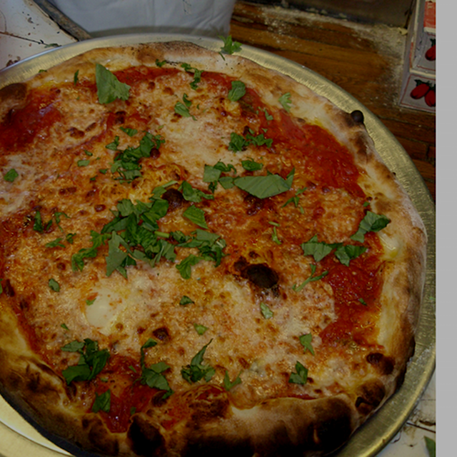 "A delicious debate! ""Who makes the most authentic pizza in New York City? Explore the debate with..."