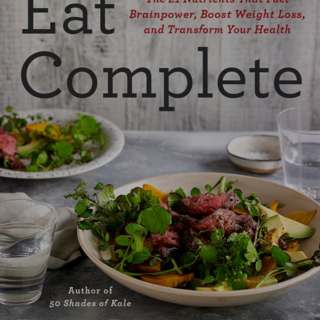"""""""Well intentioned eaters are often missing some of the most important  nutrients for their healt..."""