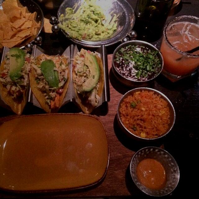 taco night in denver.