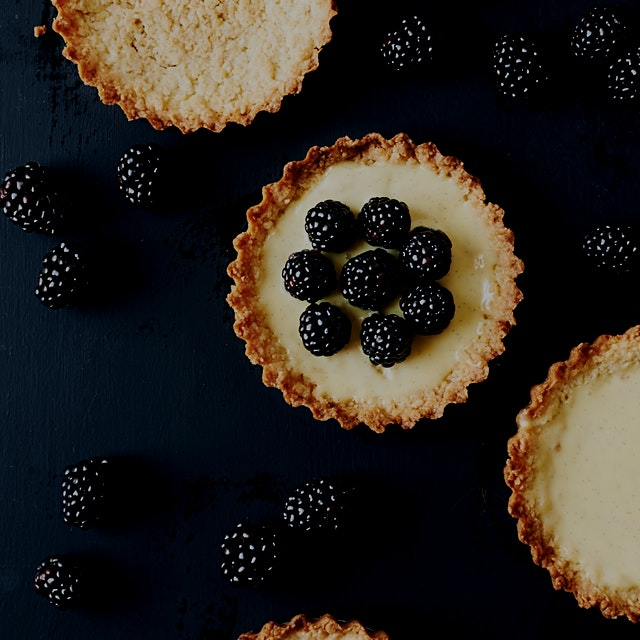 You have to love fresh berry and custard tarts during summertime, a French classic for a reason… ...