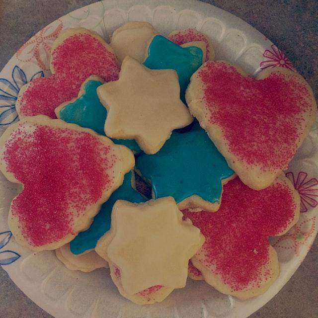 Sugar cookies 🇺🇸