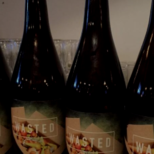 I can't wait to try this #NoFoodWaste beer. If anyone finds it, please share your thoughts.