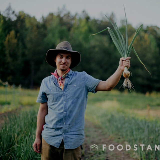"""Justin Aiello is the Farm Manager at Olivette Farm, a biodiverse, organic vegetable farm located..."