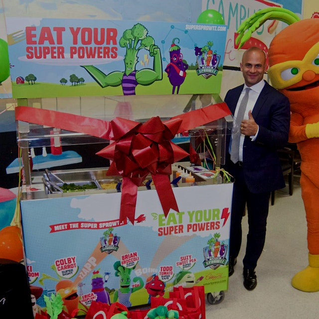 """""""The food industry has long marketed highly processed products to kids with characters like Tony ..."""