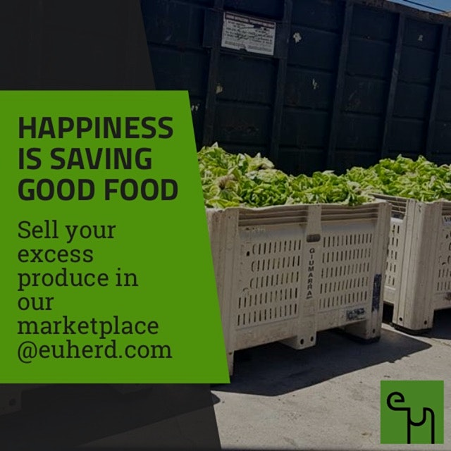 Keep farmers in business, buy their excess and imperfect produce. Reduce food waste and food inse...