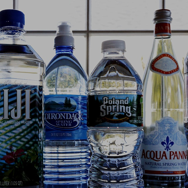 """After a 38 percent increase in 15 years, water has become America's most popular beverage once a..."