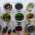 """The bitter flavor is  well known as an important taste in the herbalist's bag of tricks. Today, """"Bitters"""" are once again in vogue, due to mixologists in artisanal bars. Discover why this flavor is a must for your digestive health and creative ways to add this valuable taste into your diet, your home apothecary and even your cocktails.  You will learn tasty recipes and taste a variety of inspired blends.  This class is inclusive of:  *Hands on demonstrations *Fresh herbs to taste *One herbal cocktail & one non-alcoholic herbal beverage to enjoy on the farm   *Tour of the farm *Copies of all recipes included  Tickets are $50 and must be purchased ahead of time here: http://www.brooklyngrangefarm.com/upcoming/2016/9/27/herbal-bitters-the-lost-flavor-rediscovered  About Dawn Petter  With a passion and vast knowledge of herbs and a prolific career in design, Dawn Petter teaches classes about the art of plant based healing. Her classes are imaginative and accessible and are taught to encourage students to use herbal medicine in their daily lives. She incorporates her training from Arbor Vitae School of Traditional Herbalism with her natural creative flare.  Dawn works as a herbalist and flower essence practitioner in NYC, leads herb walks, teaches classes at the JCC, 92Y, Brooklyn Botanic Garden, Brooklyn Grange, Brooklyn Brainery, Project Find, and the Just Food Conference, and runs an online apothecary shop called Petalune Herbals.  To contact Dawn, email dawn@petaluneherbals.com"""
