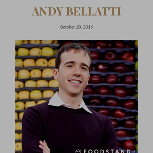 Andy Bellatti, MS, RD, is a health coach who focuses on whole-food-based, plant-centric nutrition...
