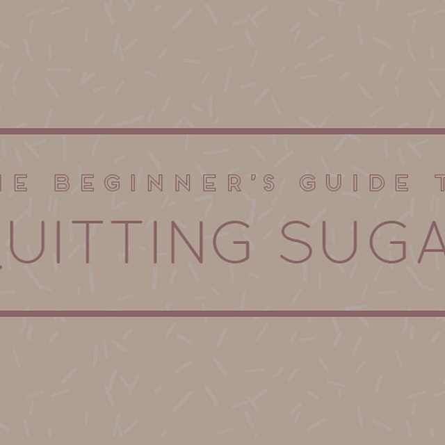 """How to break your sugar cravings and avoid the crappy crashing cycle, starting with a three-day ..."