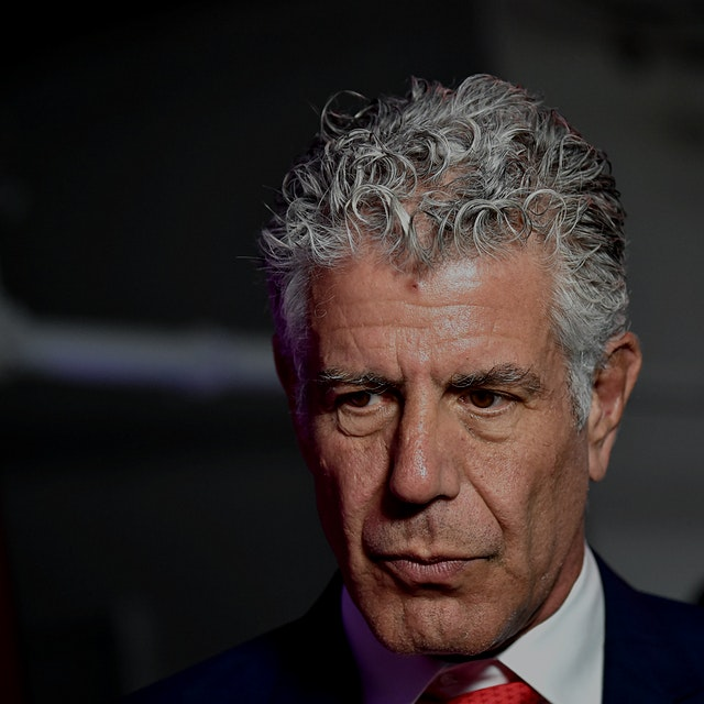 """Anthony Bourdain and a number of celebrity chefs will take on food waste in a new film."""