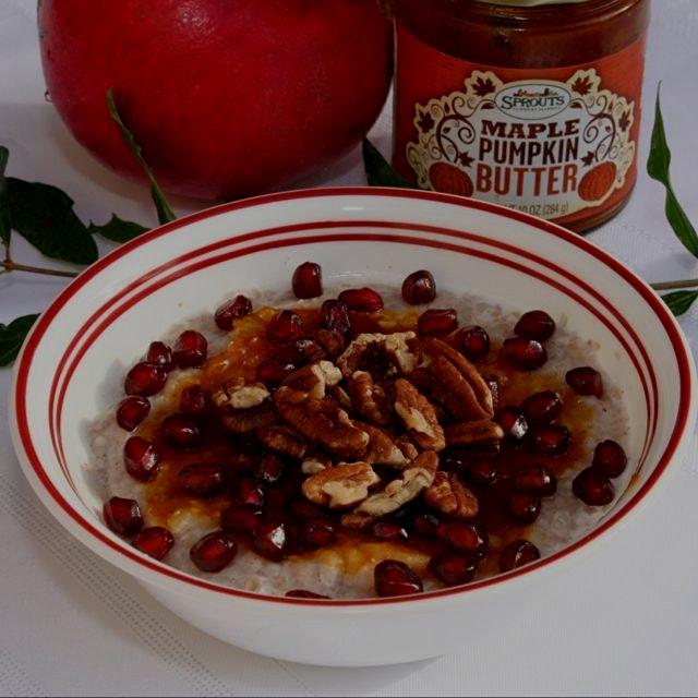 Creamy Fall Buckwheat is a healthy, delicious, gluten free, diabetic friendly breakfast! Search f...