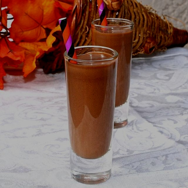 Pumpkin Spice Paleo Sipping Cocoa is the perfect healthy treat to unwind after busy days!  Find i...