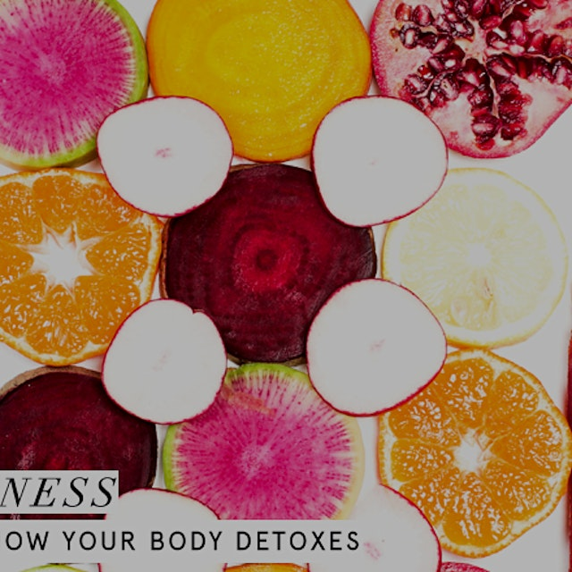 """A quick primer on how your body detoxes naturally to keep you healthy through digestion, metabol..."