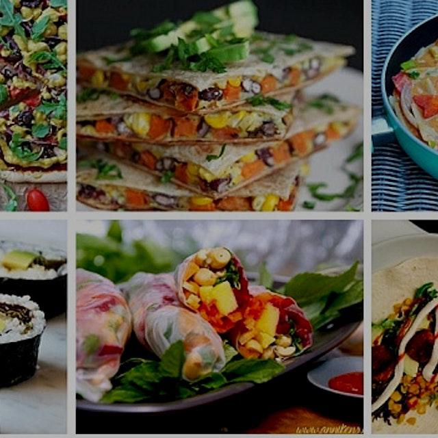 """""""Hva Spiser Egentlig en Veganer? Det er lett å tenke at veganere stort sett bare spiser salat, me..."""