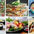 """""""Hva Spiser Egentlig en Veganer? Det er lett å tenke at veganere stort sett bare spiser salat, men det er så langt fra sannheten en kan komme. Planteriket er"""""""