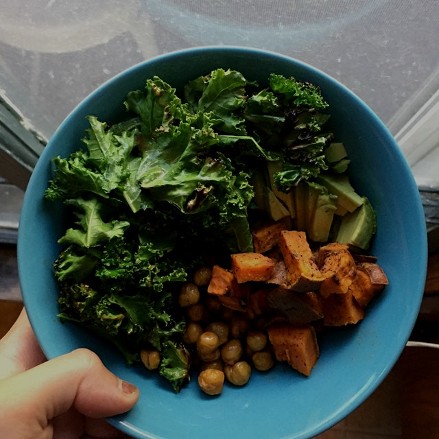 I was waiting to blend my can of chickpeas into hummus, but I tried this out instead and I loved ...