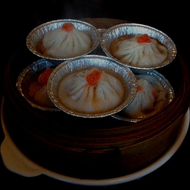 Proper soup dumplings