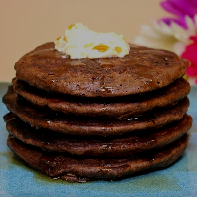 Perfect Gluten Free Pancakes on www.GreatFoodLifestyle.com. Also dairy free. Search for them on t...
