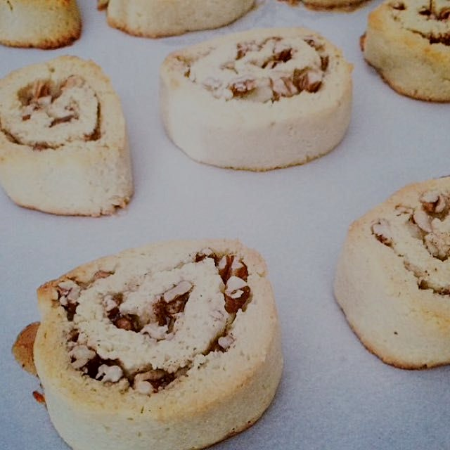 Warm Paleo Cinnamon Buns #thanksgivingmorning