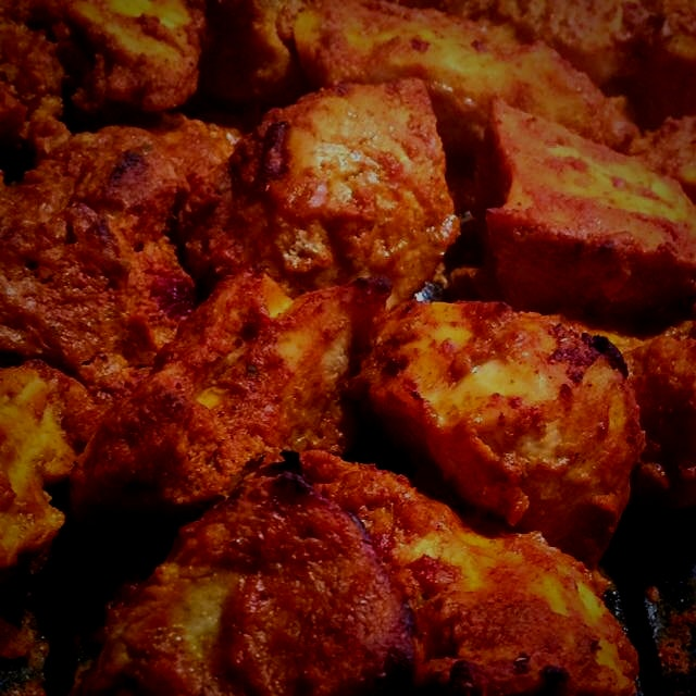 Chicken Tikkas! Best homemade meal using Peacock Masala easy recipe to follow! Great taste and ea...