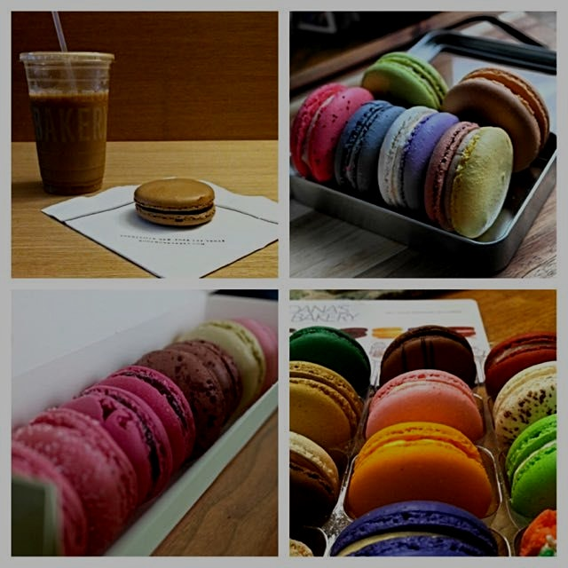 My first post of 2015: Treat Yo' Self Thursday up on the blog (MACARONS!)! http://wp.me/p4kZS7-3A