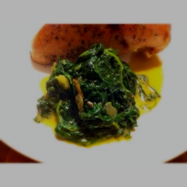 This is my Creamed Spinach recipe from my blog. http://www.whatscookingwithjim.com/recipe-items/c...