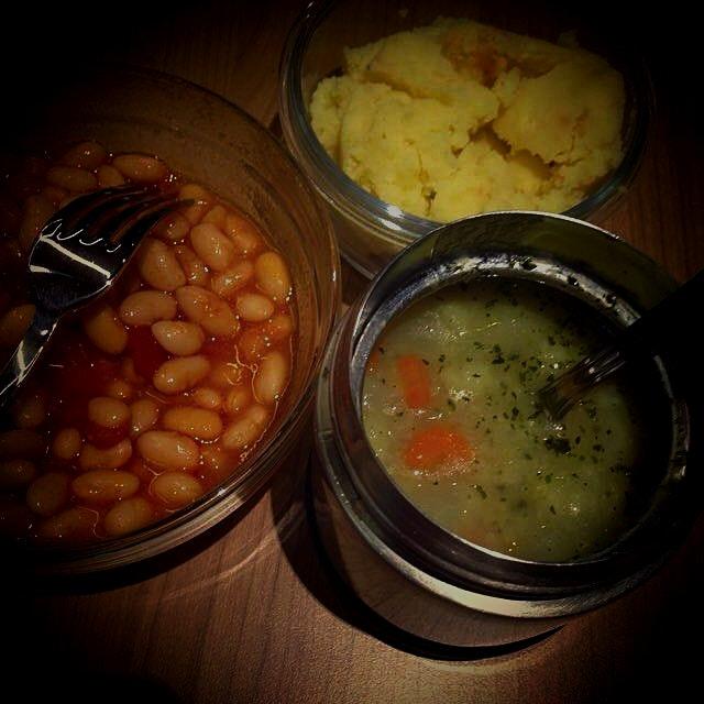 Bad looking #vegan #homemade lunch.