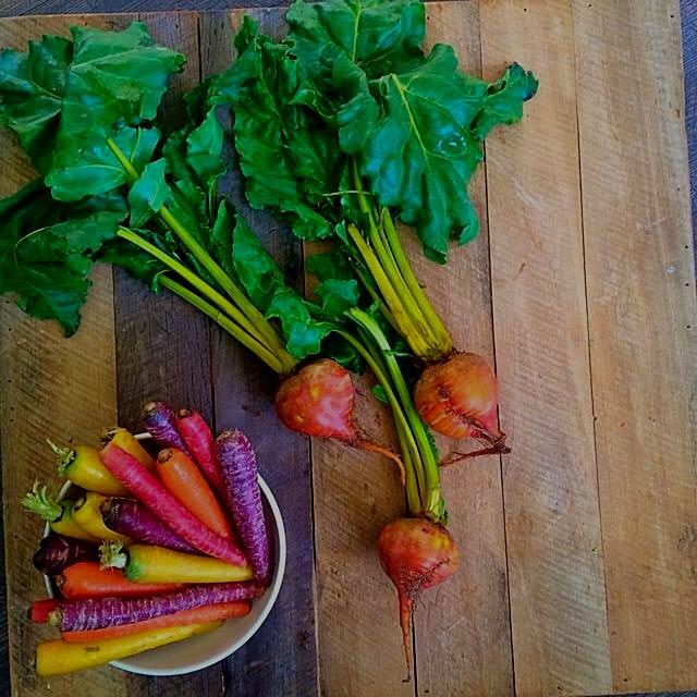 Root Veggies. Yes!
