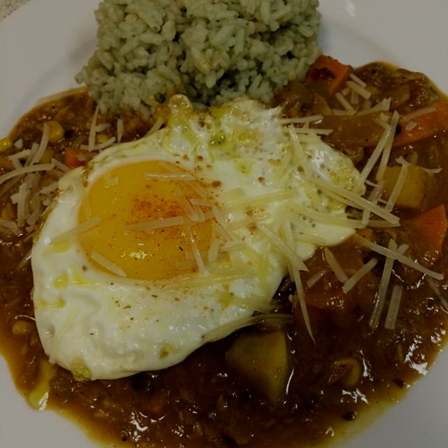 I made Japanese curry from scratch