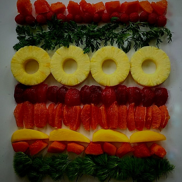 Fruit stripes!