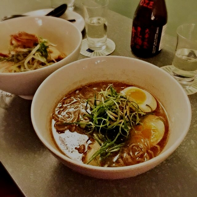 The Tokyo Shio from the much hyped about Ivan Ramen.